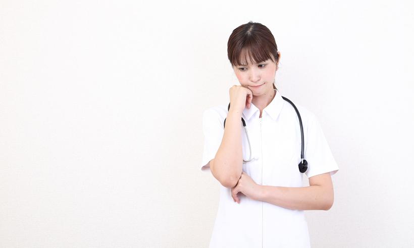「看護師 悩む」の画像検索結果